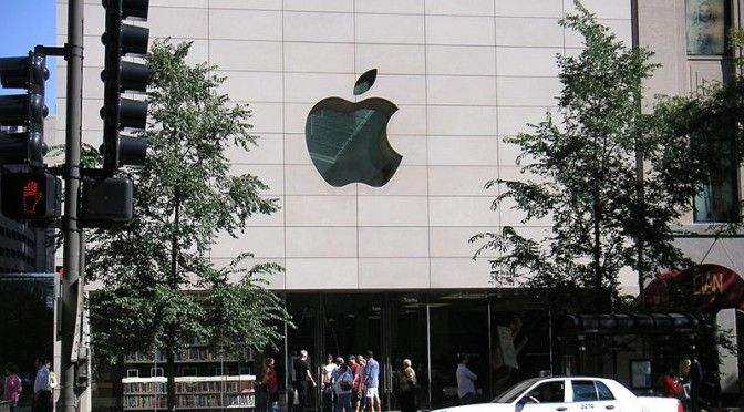 Apple overtakes Samsung as the world's biggest smartphone maker