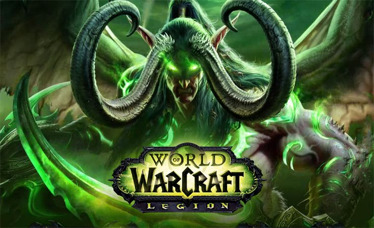 World of Warcraft Legion's PC Requirements Revealed