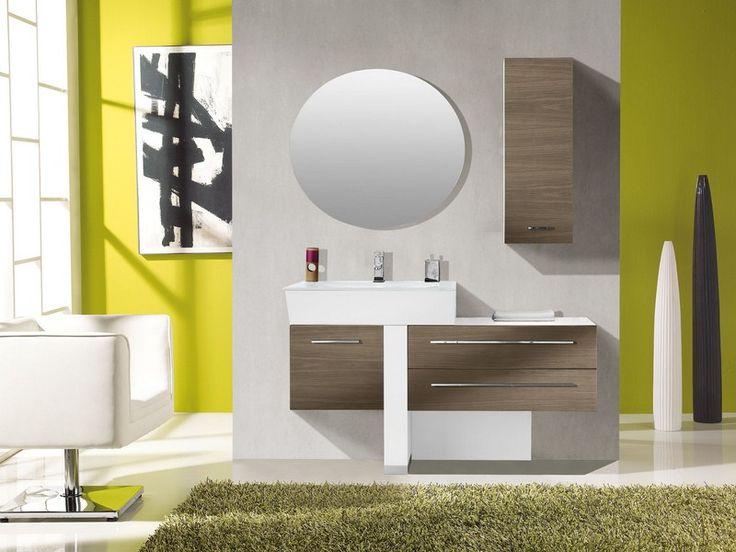 The Art Gallery  Compact bathroom Contemporary bathrooms Resultado de imagen para ba os minimalistas peque os