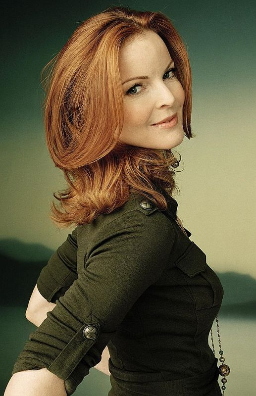 Marcia Cross - Beautiful Women Over 40