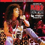 Kiss - Wembley Arena, London September 25th 1988 CD
