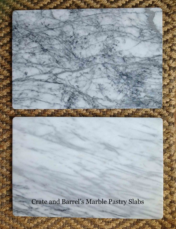 Crate And Barrel Marble Pastry Slabs Copy