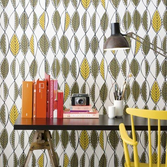 Wallpaper   Decorating ideas   PHOTO GALLERY   Housetohome.co.uk
