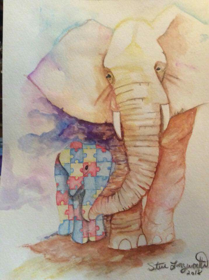 Pin By Maryjo Ars On Coloring Pages Elephants Elephant And Tea