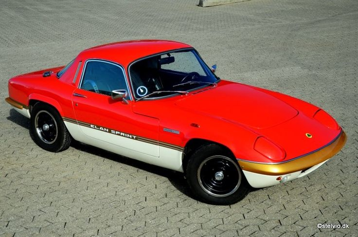 1972 Lotus Elan - Sprint FHC | Classic Driver Market