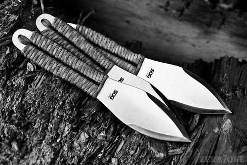 zero7one:  SOG Knives Fling Throwing Knife on Flickr.SOG Knives...