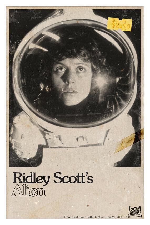 Ridley Scott´s // Alien