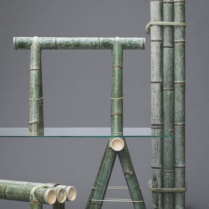 """An original and celebratory collection of bamboo furniture designed by Stefan Diez and manufactured by the experienced Taketora for Japan Creative. """"Soba"""" collection is a perfect example of cooperation between tradition and innovation.  #woodd #twai #inspiration #design #bamboo"""