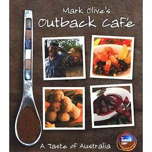 Oxfam shop online $19.95 Mark Olive's Outback Cafe