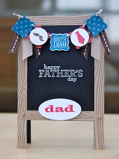 Julie's Japes - An Independent Stampin' Up!Happy father's day