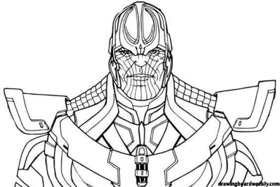 Fortnite Coloring Pages Thanos Coloring Pages Cartoon Coloring Pages Coloring Pages To Print