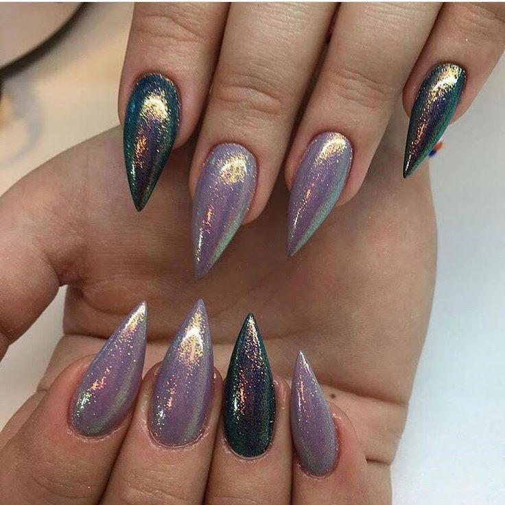 prom nail design ideas