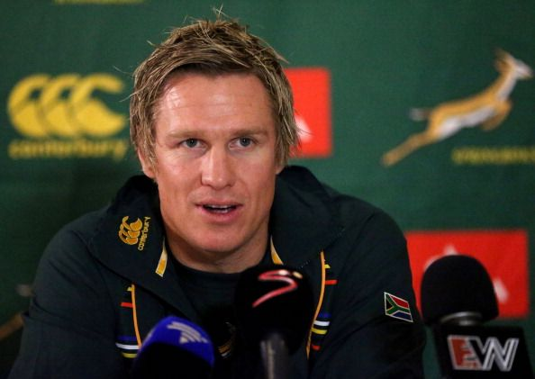 Captain of his soul..... Jean de Villiers -