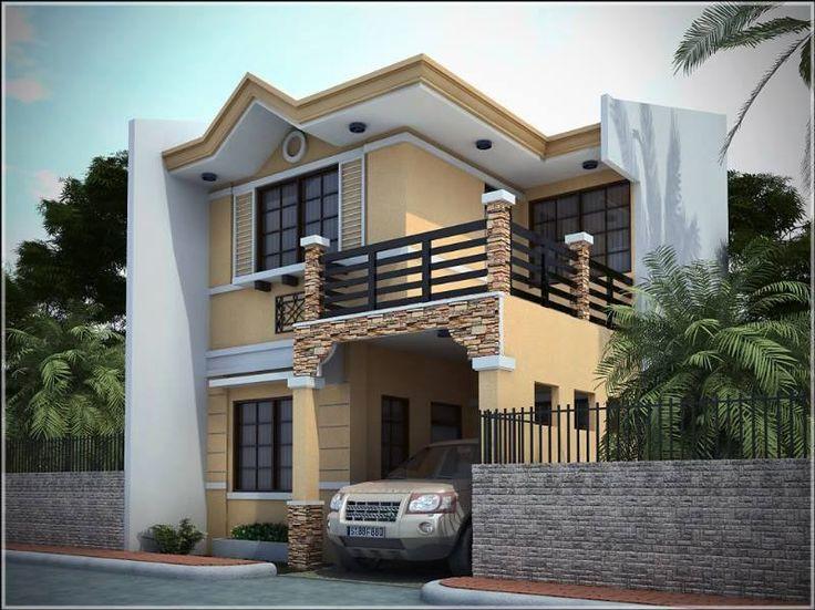 Mejores 111 im genes de casa en pinterest casas peque as for Arquitectura moderna casas pequenas