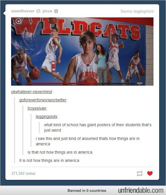 22 of the Funniest Things Tumblr's Ever Said About 'High School Musical'