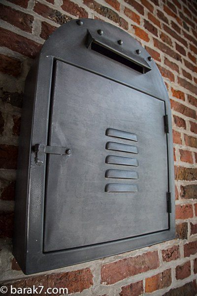 Industrial mailbox