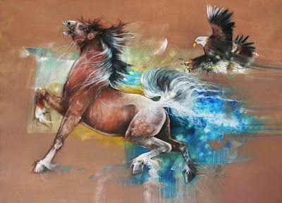 Pintura al oleo  Gustavo Parra Soto