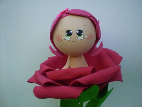 Fofucha Rosa