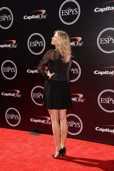 Maria Sharapova Photos Photos - Tennis player Maria Sharapova attends The 2014 ESPYS at Nokia Theatre L.A. Live on July 16, 2014 in Los Angeles, California. - Arrivals at the ESPYS — Part 4