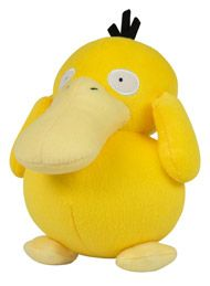 Boxshot: Pokemon Small Plush - Psyduck by Tomy Corporation