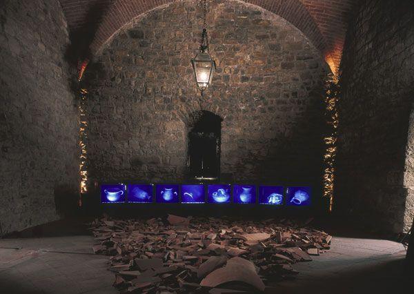 """Studio Azzurro """"Il giardino delle cose"""" 1997"""