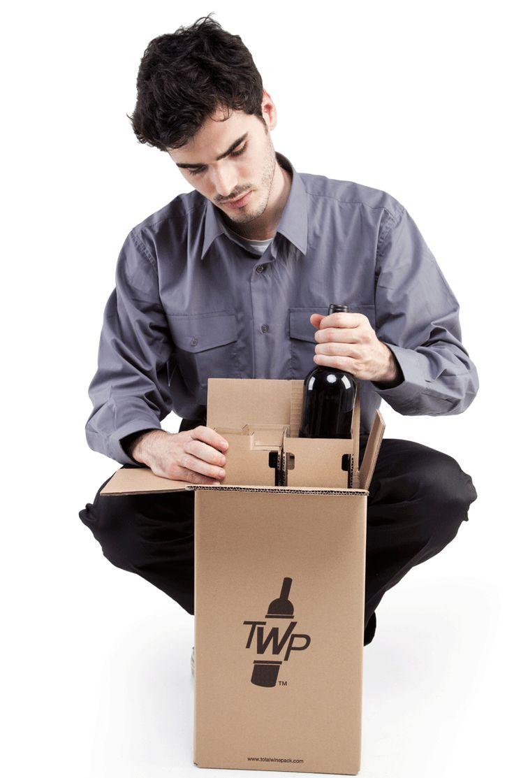 Adiós a las botellas rotas en el transporte del vino gracias a Totalwinepack - Leer más en http://www.infopack.es/contenido.php?idcon=480