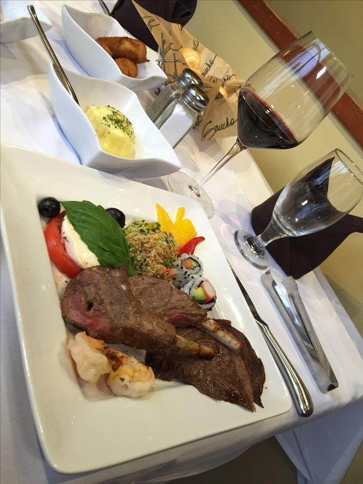 Who is up for all you can eat steak? We Dined in the D at Gaucho Steakhouse to celebrate Brazilian cuisine in honor of the Olympics. Click on the link to learn how to make an authentic Brazilian drink!