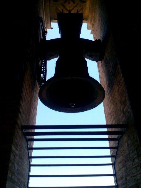 una Campana de la Catedral de sevilla