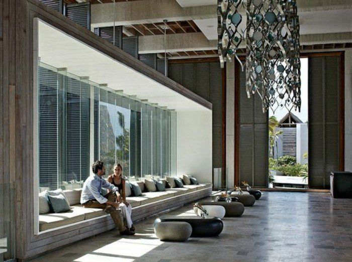 Les 25 meilleures id es concernant salons rectangulaire for Salon en longueur