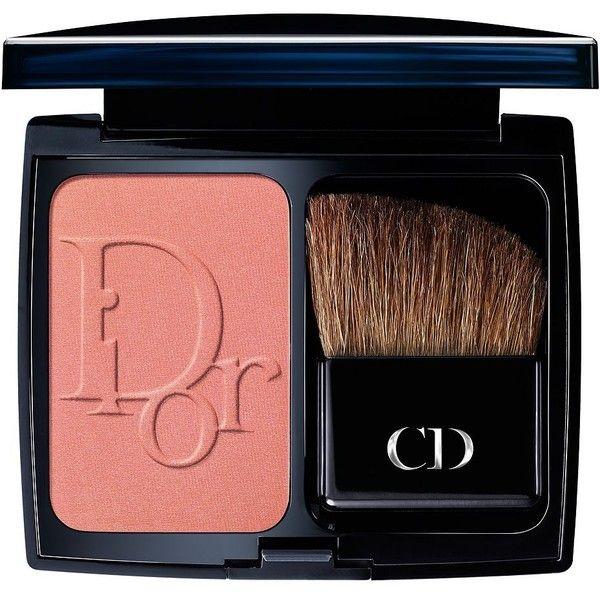Dior Vibrant Color Powder Blush found on Polyvore