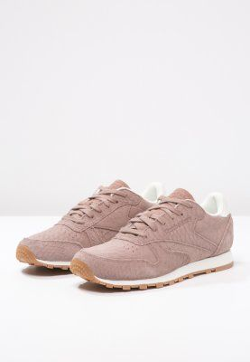Bestill Reebok Classic CLASSIC CLEAN EXOTIC - Joggesko - taupe/chalk for kr  899,