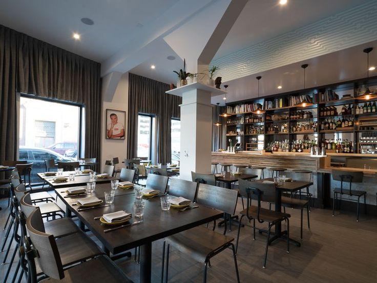 Best restaurant design images on pinterest los