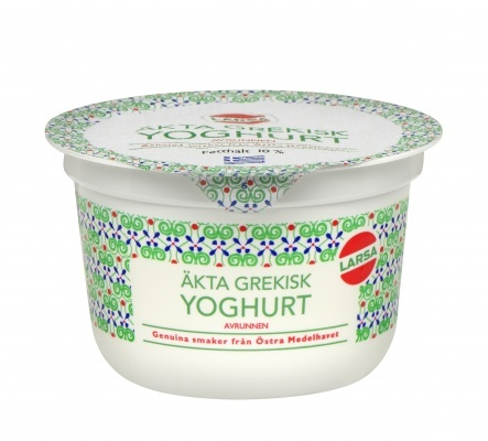 Greek Yoghurt | Larsa Foods