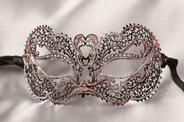 Masquerade Masks for Prom | Personality: Sarcastic, hot headed at times, nice once to get to know ...