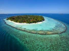 Kurumba Maldives, Male City