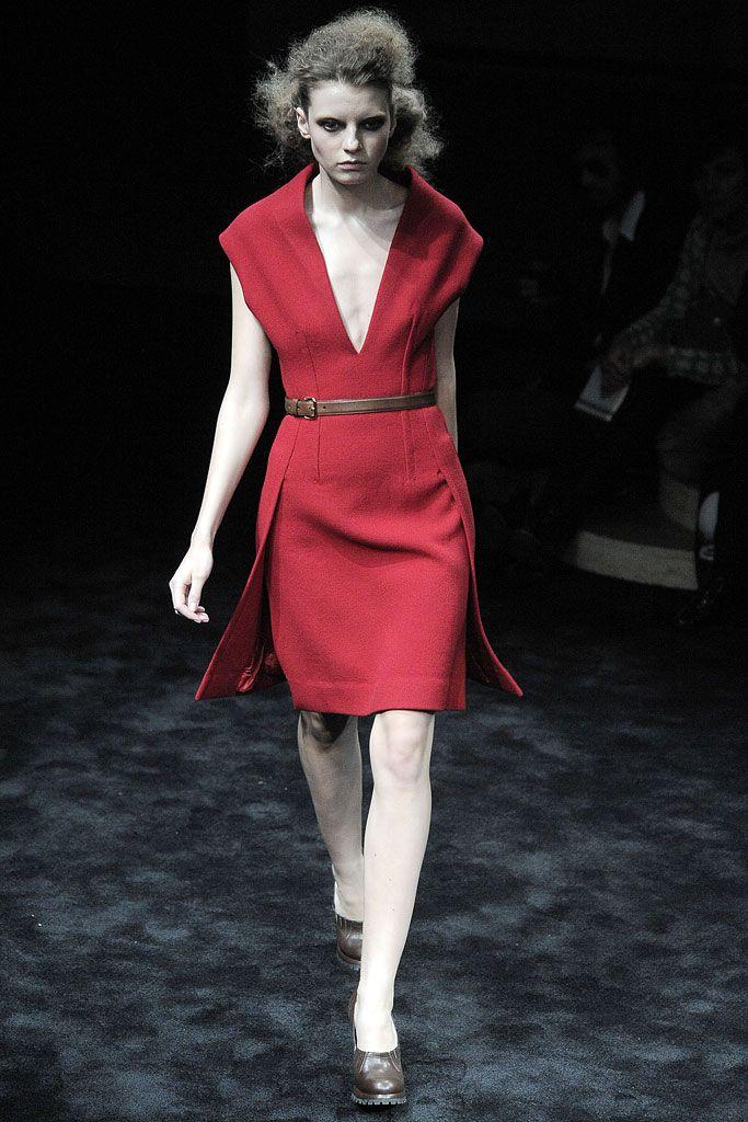 Prada - Fall 2009 Ready-to-Wear - Look 16 of 41