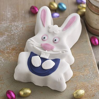 Rabbit-Silicone-Cake-Pan - from Lakeland