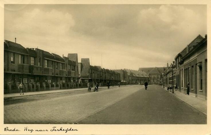 Breda - Terheijdenseweg.
