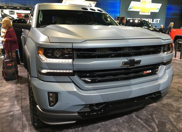 2016 Chevy Silverado Special Ops is the latest truck by Chevrolet company. Engine wise, the 2016 Chevy Silverado Special Ops comes with the top of the range 6.2 liter naturally aspirated V8 which offers 420 horsepower and 460 lb-ft of torque.