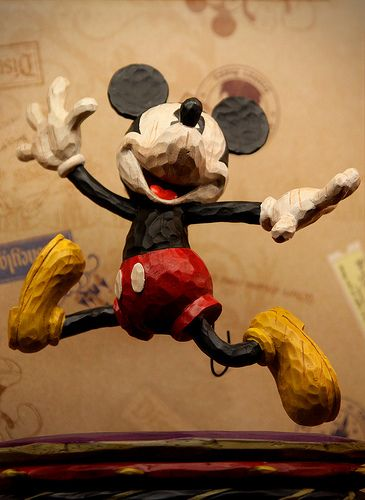 Mickey Mouse !!!