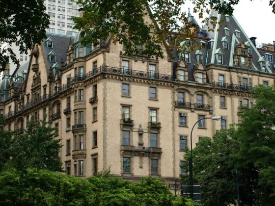 The Dakota, New York Cityu0027s Most Famous Apartment Building. Photo Uploaded  By Jessicajewettonline.