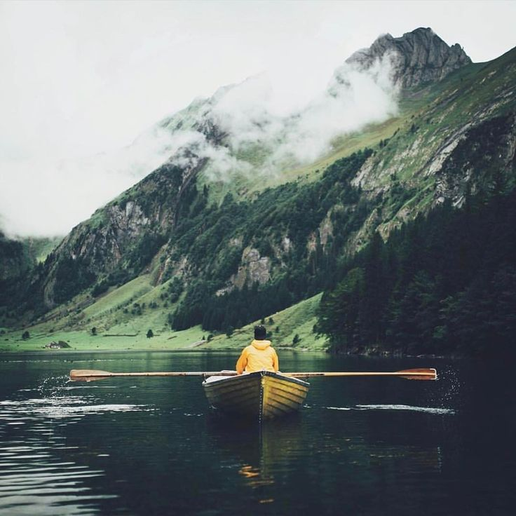 boating   adventure   explore   mountains   lakes   water