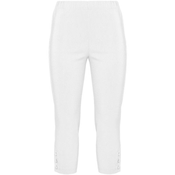 17 Best ideas about White Capri Leggings on Pinterest | Orange ...