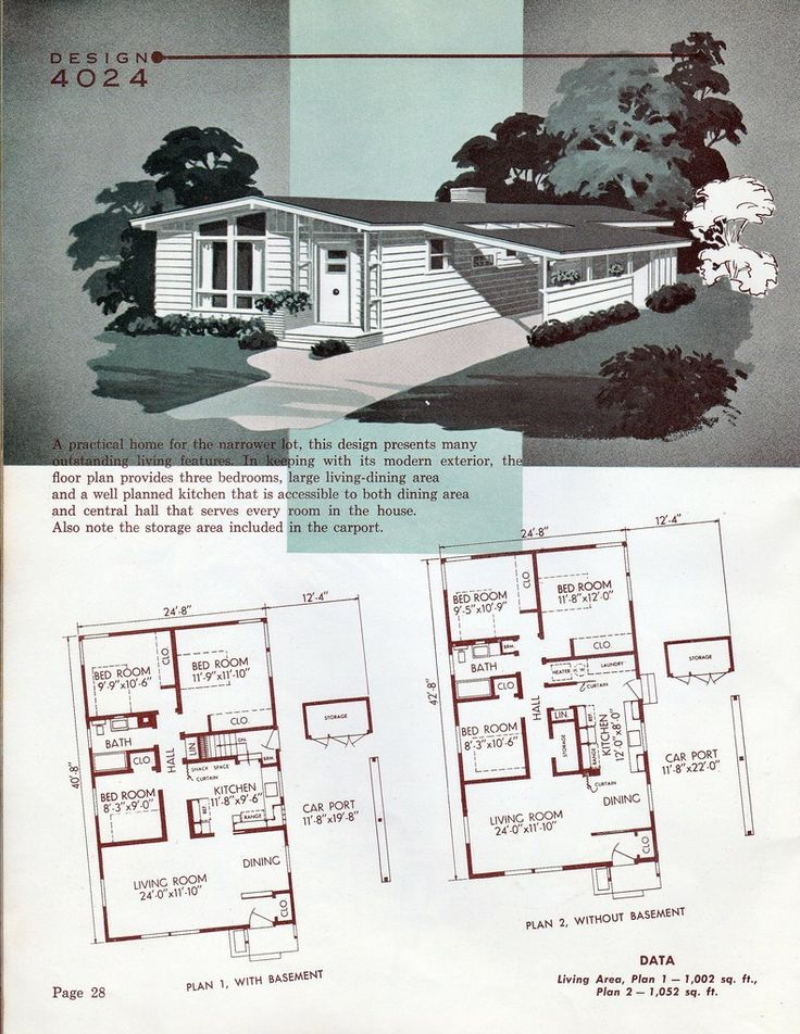 456 best images about atomic ranch on pinterest floor for Atomic ranch house plans