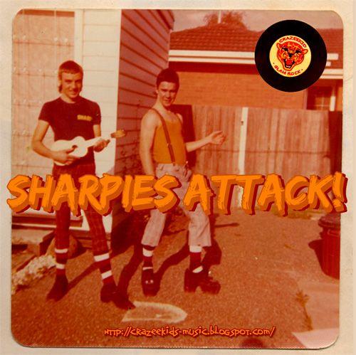 crazee kids sound: VA - Sharpies attack !