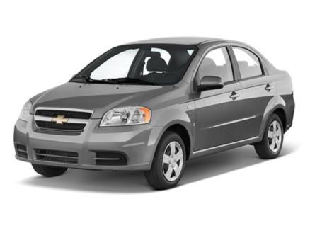 Chevrolet Aveo 2LT
