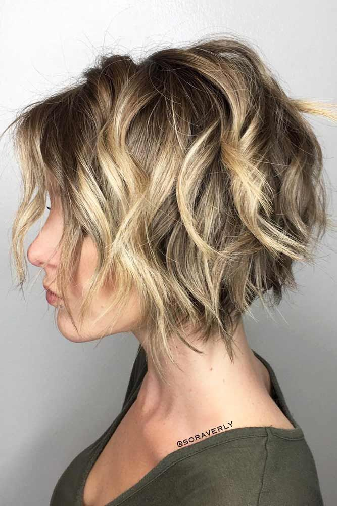 Our collection of short hair trends will surprise you. You will see all the faves among celebrities. Get inspired for your own trendy short cut. #shorthairlove #shorthairideas #shorthairstyles #hairstyles