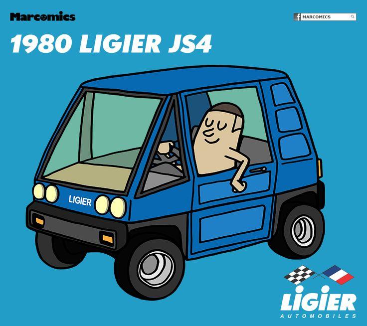 1980 LIGIER JS4