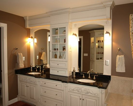 Digital Art Gallery Traditional Bathroom Cabinets Design Pictures Remodel Decor and Ideas page