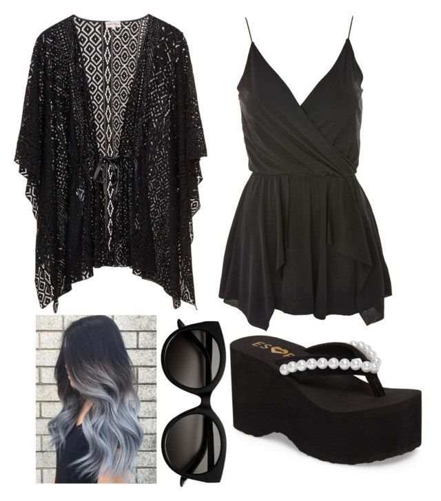 """Untitled #1638"" by fallen-angel-007 ❤ liked on Polyvore featuring Topshop and Rocket Dog"
